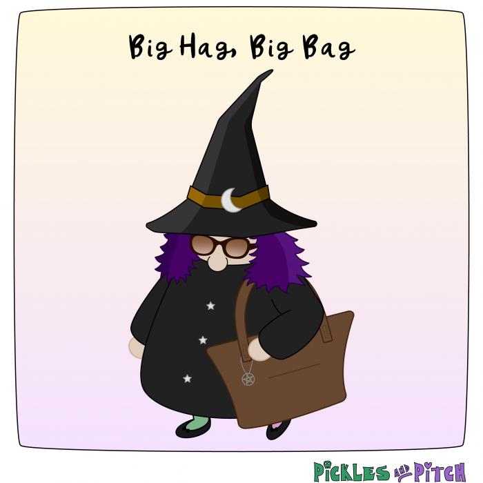 Big Hag, Big Bag